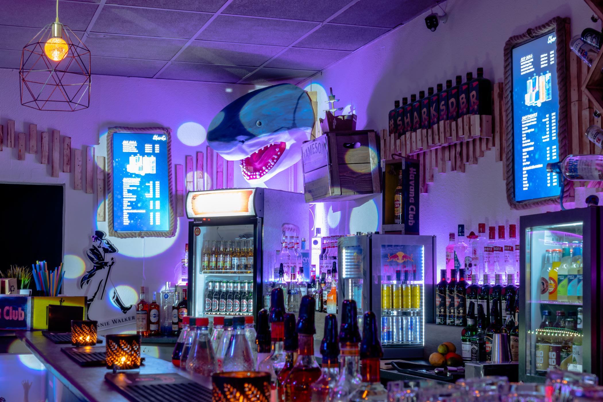 Sharks Club Bar 2020